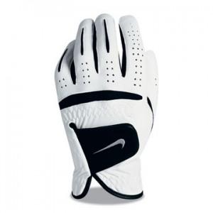 Nike Dura Feel, en meget populær golfhandske der passer til de fleste